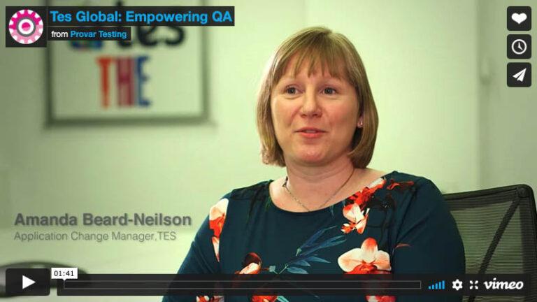 Empowering QA Video