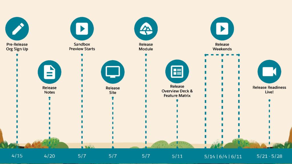 Salesforce Summer 21 Sandbox Preview Image