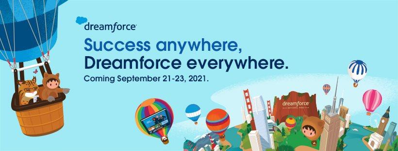 Salesforce Trailblazer mascots