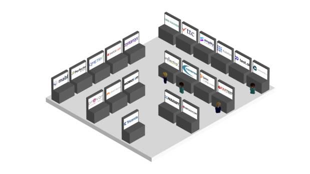 Provar at Starwest event virtual showroom floor